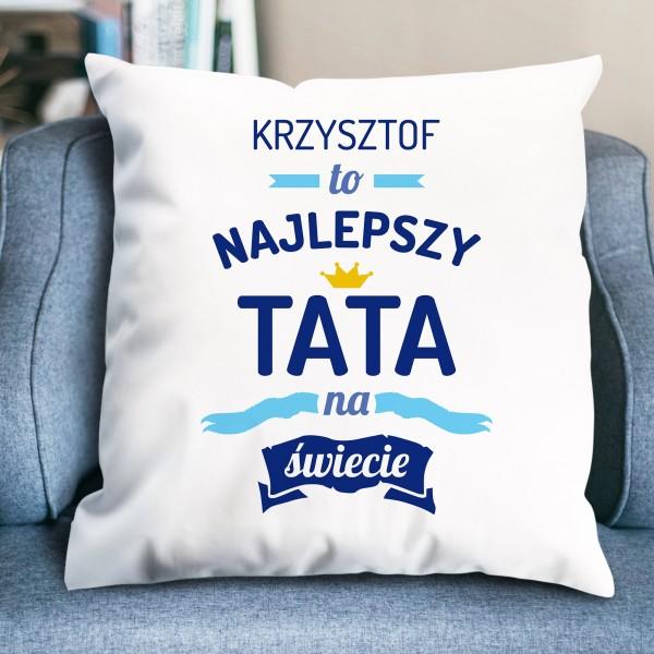 poduszka na dzień taty