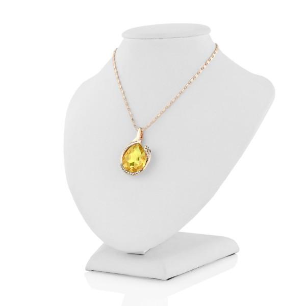 71977b28558852 Biżuteria z kryształkami prezent na urodziny dla przyjaciółki z ...