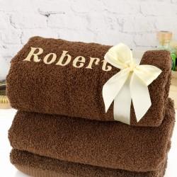 prezent dla niego ręcznik z imieniem
