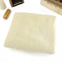 ręcznik ecru z personalizacją na prezent dla chłopaka na urodziny