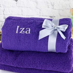 ręcznik imienny na prezent dla niej