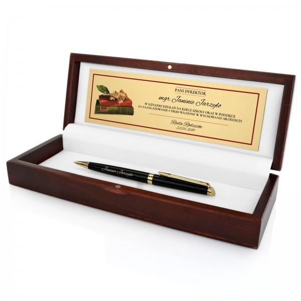 długopis waterman z grawerem na prezent