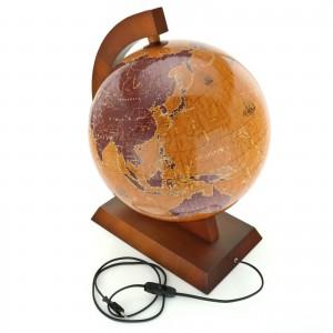globus z żaglowcami dla dziecka na prezent