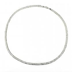 łańcuszek srebrny męski 925 na pomysł na prezent dla niego