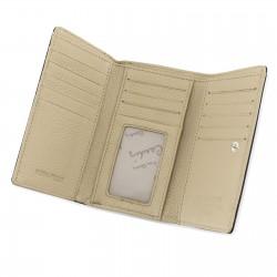 portfel damski pierre cardin z dedykacją na prezent dla narzeczonej