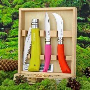 prezent z okazji emerytury zestaw noży ogrodowych