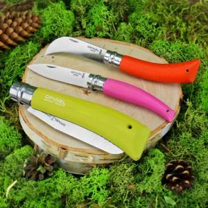 zestaw noży z grawerem na prezent dla emerytki