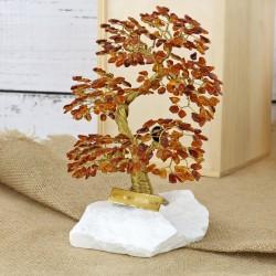 drzewko szczęścia na prezent na emeryturę dla kobiety