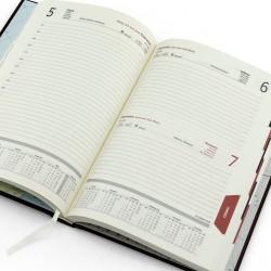 kalendarz z grawerem dedykacji na prezent dla nauczycielki