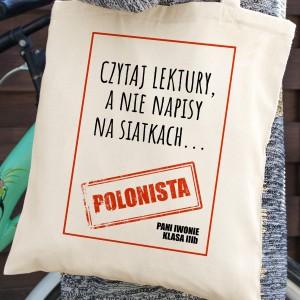 prezent dla polonistki