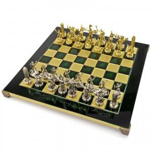 ekskluzywne szachy na prezent z personalizacją Czarny Hetman