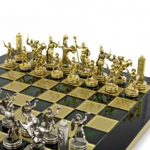figury szachowe prezent z grawerem Czarny Hetman