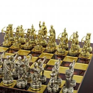 ekskluzywne szachy greccy łucznicy na prezent
