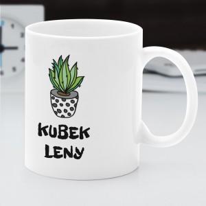 personalizowany kubek kaktusy