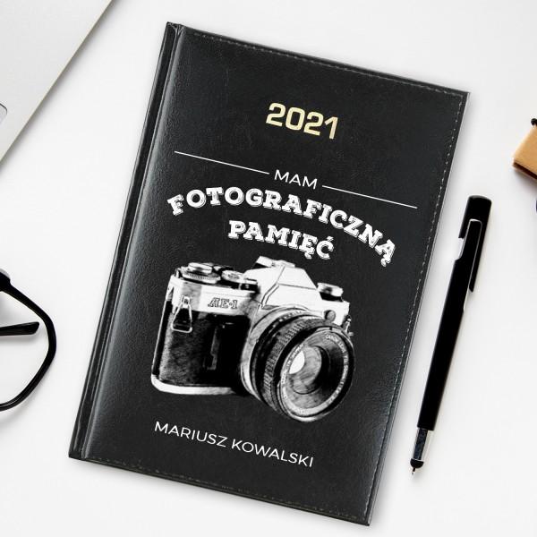 kalendarz na 2021 rok dla fotografa
