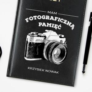 kalendarz na 2021 rok na prezent dla fotografa