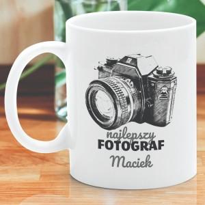 spersonalizowany kubek najlepszy fotograf