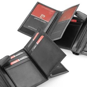 portfel skórzany męski na prezent dla mężczyzny