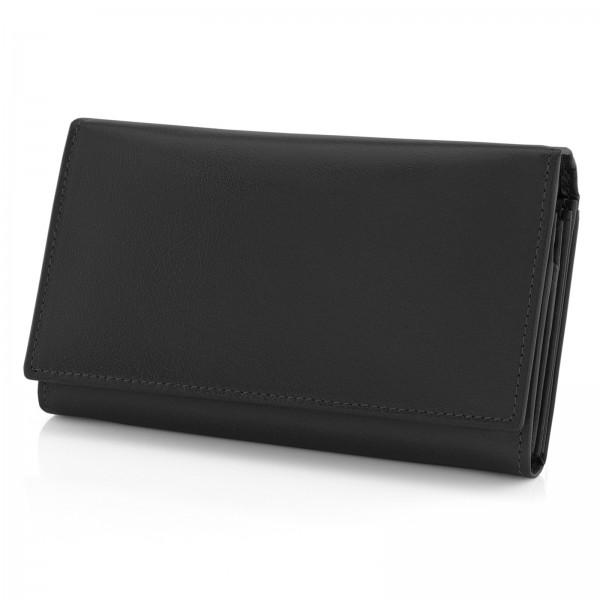 personalizowany portfel skórzany na prezent dla niej