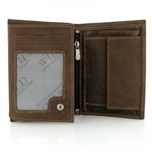portfel męski Always Wild Brown na prezent dla niego