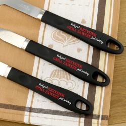 personalizowany zestaw do grilla na prezent dla szwagra Świetny Grill