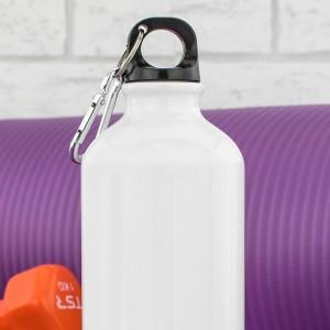 aluminiowy bidon na wodę z opcją nadruku