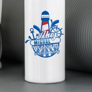 bidon na wodę z personalizacją na prezent