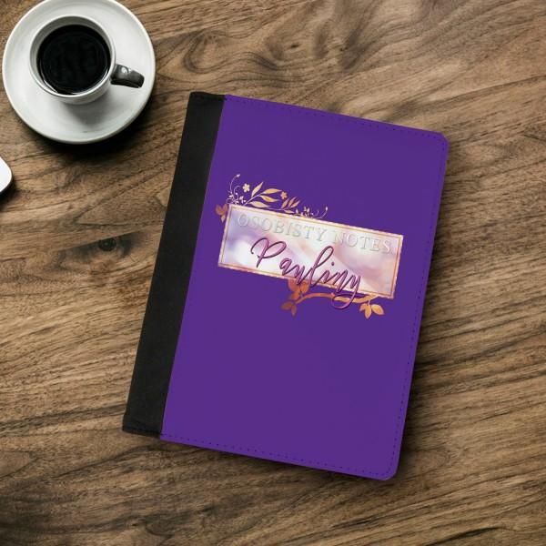 notatnik z nadrukiem imienia na pomysł na prezent dla dziewczyny  osobisty notes