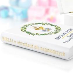 biblia dla dzieci na prezent na komunie