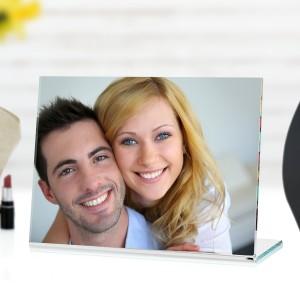ramka na zdjęcie z nadrukiem foto na prezent dla niej