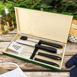 zestaw akcesoriów do grilla w walizce na prezent dla mężczyzny mistrz grilla