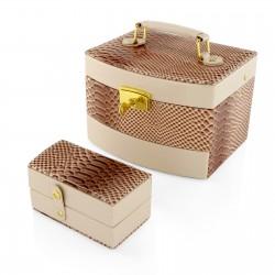 kuferek na biżuterię dla dziewczynki na prezent komunijny