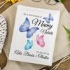 album na zdjęcia z nadrukiem motyle miłości na prezent dla mamy