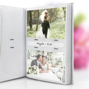 pamiątka ślubu album na zdjęcia