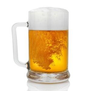 szklanki do piwa na prezent dla górnika emeryta