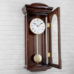 zegar ścienny z grawerem na prezent dla księdza na imieniny najpiękniejsza posługa