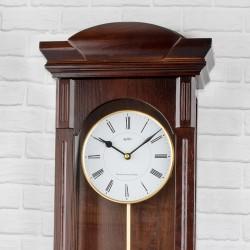 ekskluzywny zegar personalizowany na prezent dla księdza na pożegnanie najpiękniejsza posługa