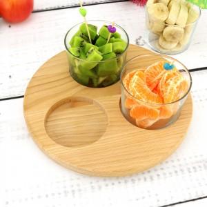 zestaw szklanych pojemników na owoce na prezent dla teściowej na urodziny