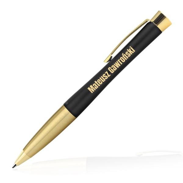 długopis Parker z grawerowaną dedykacją