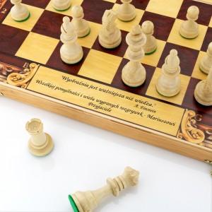 ekskluzywne szachy