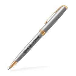 grawerowany długopis parker sonnet stalowy GT