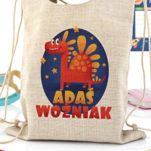 personalizowany plecak dla dziecka