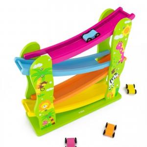 na upominek na urodziny dziecka zjeżdżalnia samochodowa dla dzieci - Formuła I