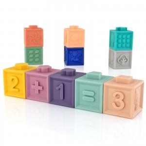 prezent na roczek klocki sensoryczne dla dzieci - Sensorki