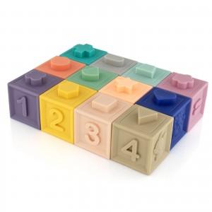 na upominek na roczek klocki sensoryczne dla dzieci - Sensorki