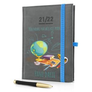 kalendarz książkowy a5 dla nauczyciela