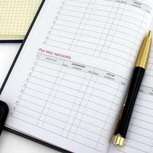 pomysłowy prezent na dzień nauczyciela kalendarz na 2020/2021