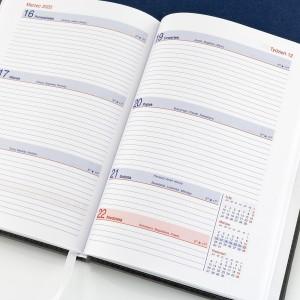 kalendarz z dowolną dedykacja na rok 2020/2021