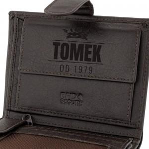 portfel męski z grawerem personalizacji - Skok Na Kasę na prezent dla męża