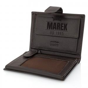 na prezent dla męża spersonalizowany portfel męski z grawerem - Skok Na Kasę